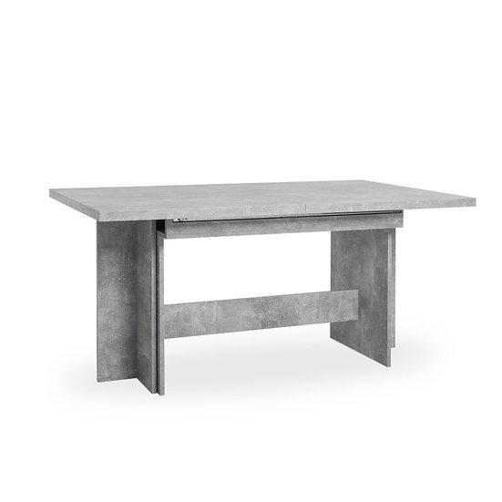 Ancona tavolo allungabile cemento