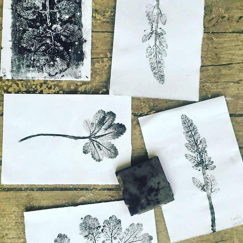 Balade parents/enfants : chasse au trésor des plantes sauvages