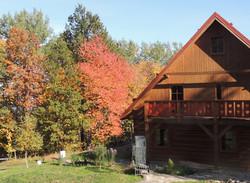 Jesienny Dom Na Końcu Świata