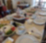 Śniadanie w Domu na Końcu Świata.JPG