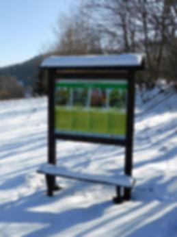 Szlak zbieraczy w okolicach wsi Paszków