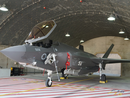 "Israel foreign minister says ""ok"" for F-35s to UAE"