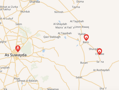 New details of ISIS attack on Suwayda, the hundreds killed, 14 Druze women kidnapped