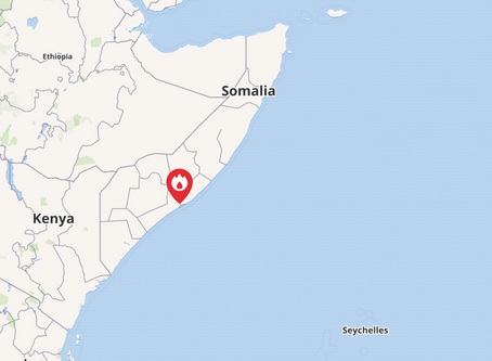 An attack in Somalia kills up to 90 people, including several Turkish nationals