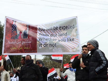 """January 24: Photos and commentary from Iraq's """"Million person protest"""""""