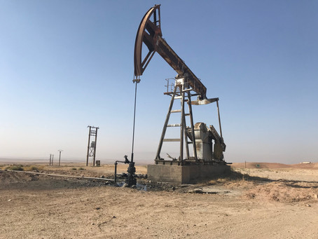 Oil politics: How Syrian Kurds use oil for political leverage