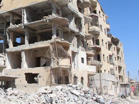 Jonathan Spyer: New photos from Raqqa