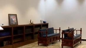 Ambassador Houda Nonoo showcases renovated synagogue in Bahrain