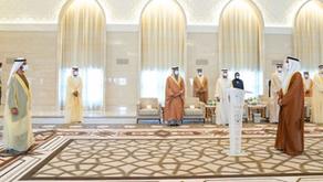 First UAE ambassador to Israel sworn in