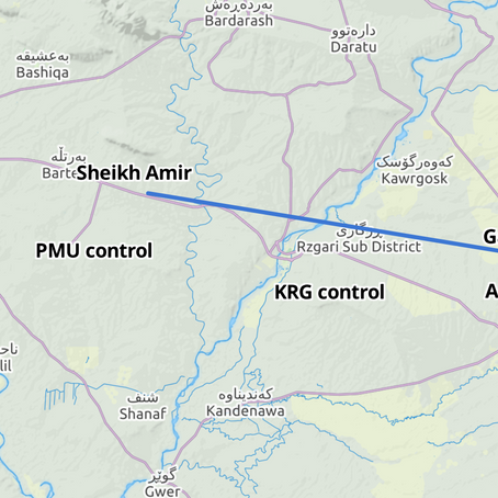 Rockets fired at Erbil, Iraq: Residents of Nineveh discuss unprecedented attack; context of Iran