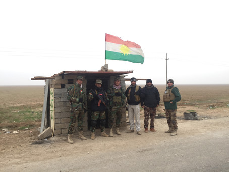 Who are the Rojava Peshmerga, the group that US thinks may help with Syria crisis?