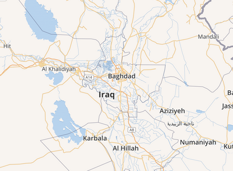 What is known about raids on Iranian-backed groups in Baghdad: Documents and background