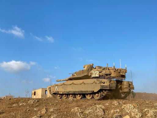 Israel's Defense Minister speaks with UAE
