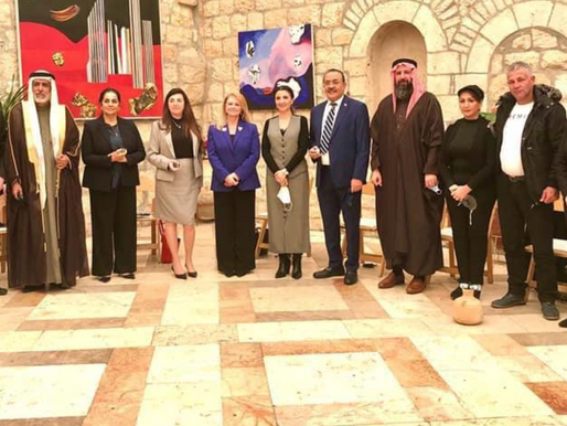 Fleur Hassan-Nahoum: Bahrain delegation, the important role of interfaith dialogue and coexistence