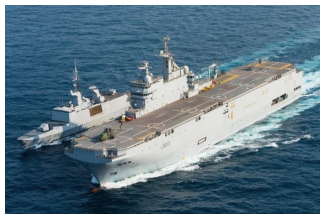 Annual Jeanne D'Arc mission: French warships Dixmude and Surcouf in Haifa July 7-11, 2018