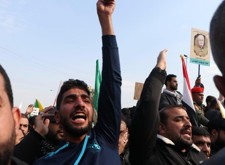 Interview: Iraq targeted killing and kidnapping of activists