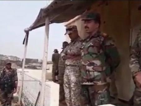 Hezbollah Recruitment in Eastern Deraa?