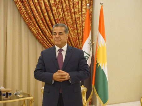 The Kurdistan Regional Government in 2018: A Q and A with Falah Mustafa