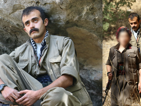 Iranian-Kurdish PJAK militant killed by Turkish drone in Kuna Masi