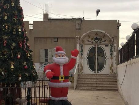 A Visit to the Jazeera Canton, Syria