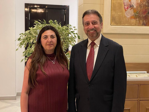 Coming together, Jews form Association of Gulf Jewish Communities