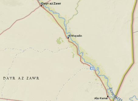 Iran's efforts at consolidation in Syria's Deir Ezzor area