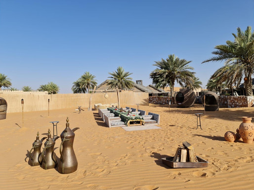 Passover in the Arabian Desert - Many Historical Firsts