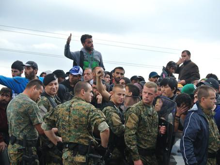 Turkey-Greece refugee crises revisited
