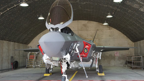 """UAE publishes paper on the F-35 """"Frontline Defense for the UAE, US and Partners"""""""