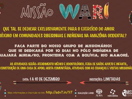 MISSÃO WARI