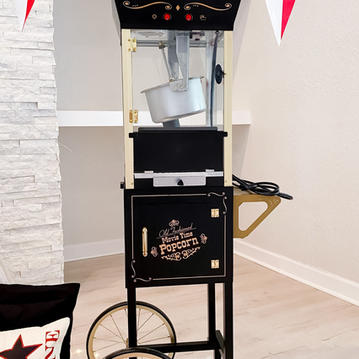 Popcorn Cart - $55