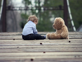 Små barns upplevelse av sorg