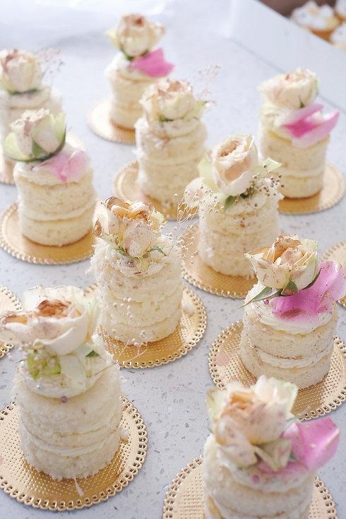 Mini Cake Towers
