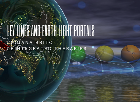 LEY LINES AND EARTH LIGHT PORTALS