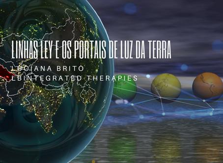 LINHAS LEY E OS PORTAIS DE LUZ DA TERRA