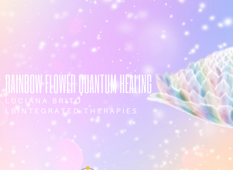 Rainbow Flower Quantum Healing