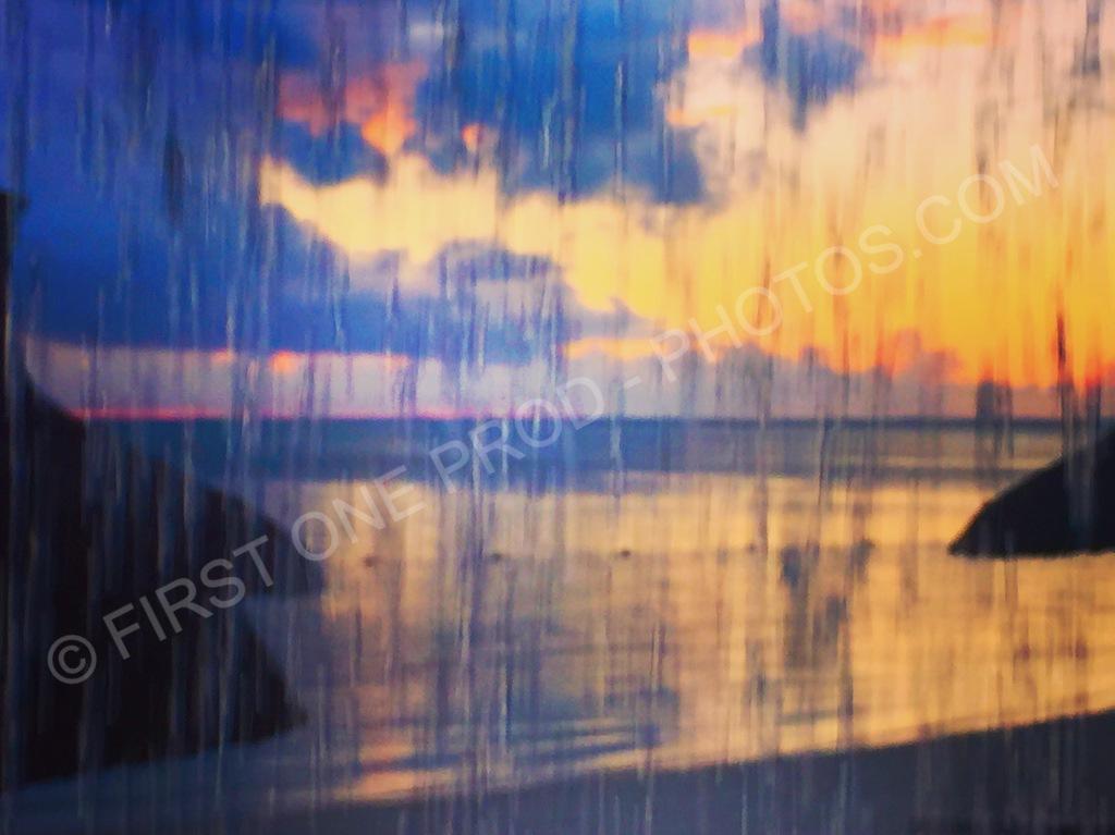 Between the rain / Ile Maurice
