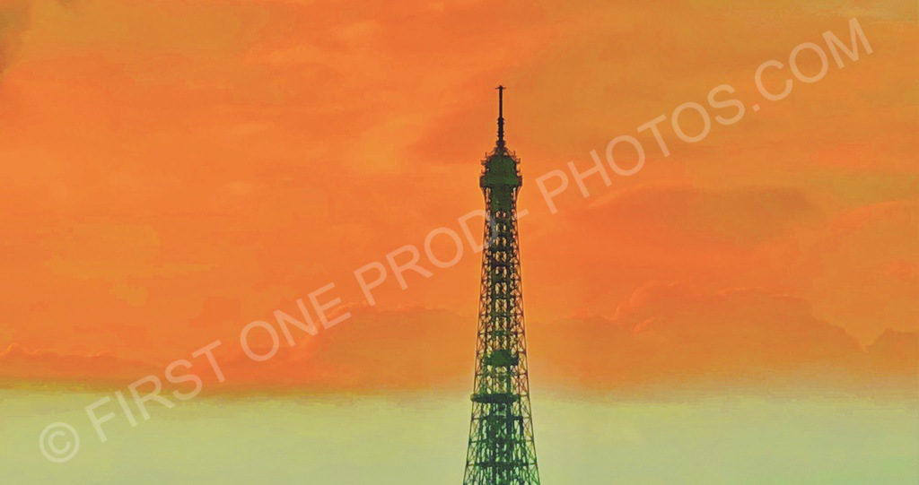 Sky Eiffel - Paris