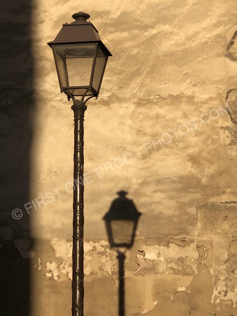 Mon ombre - Paris
