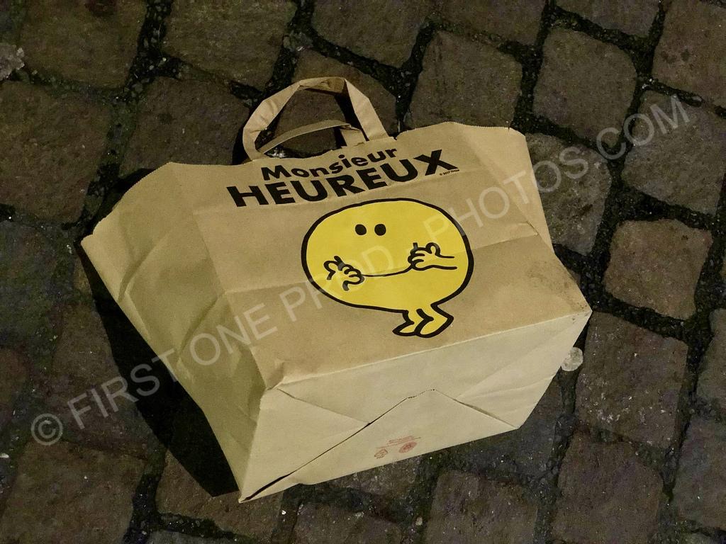 Mister happy - Paris