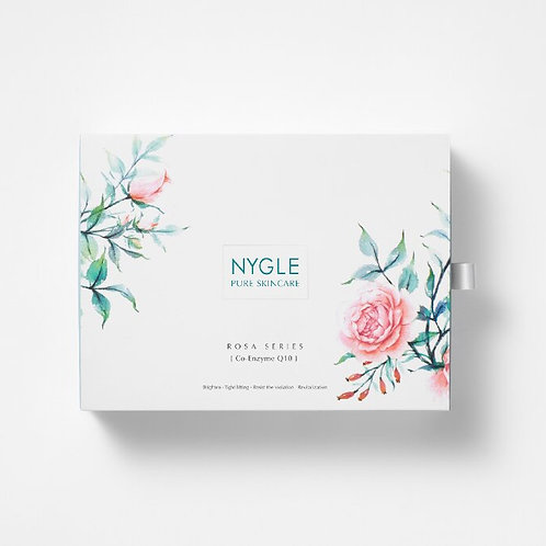 NYGLE ROSEHIP OIL AND CREAM SET