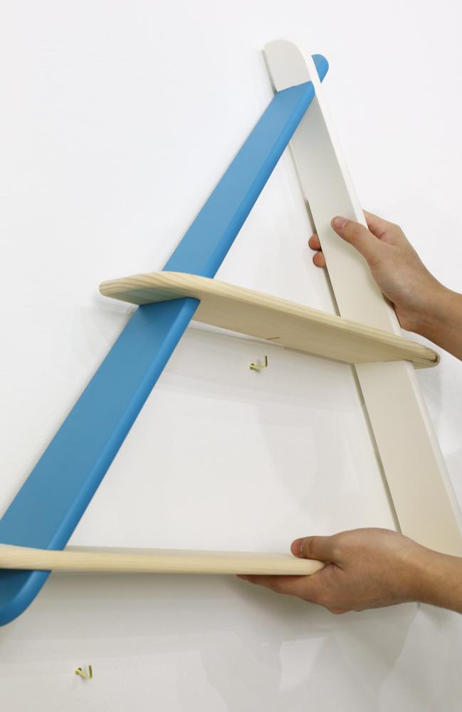 triangle shelf 5