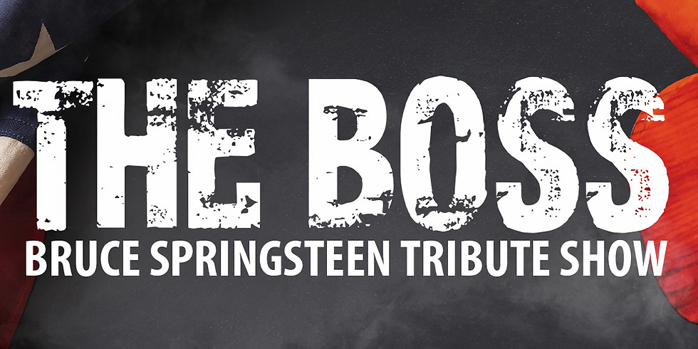 The Boss - Bruce Springsteen Tribute Show -Whanganui