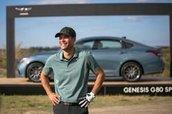 Genesis G80 Golf Tournament