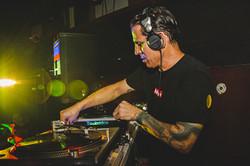 DJ Boomerang at Paper Crane