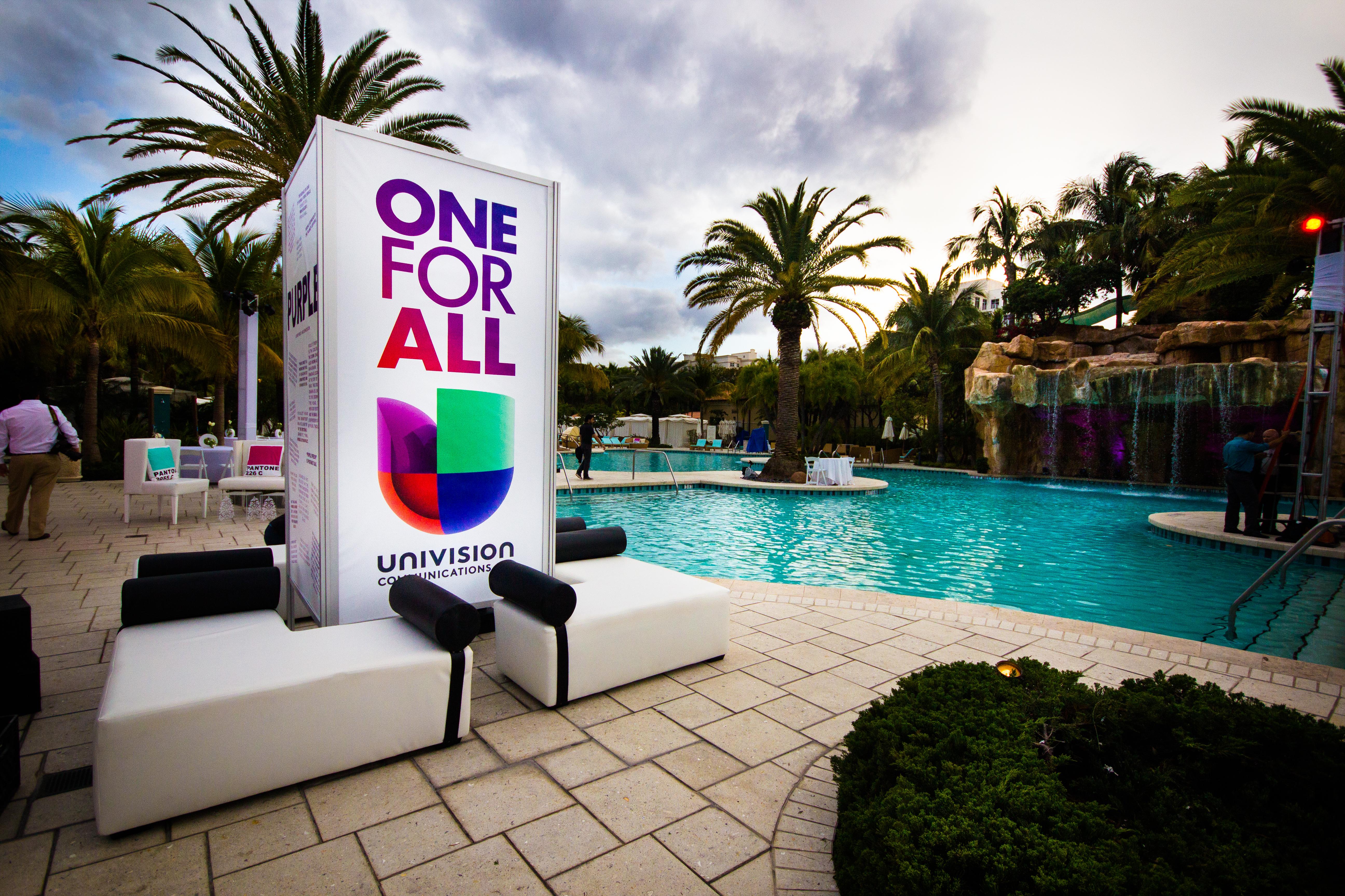Univision conference Miami