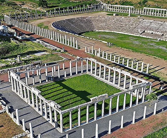 Achilles Hotel Ancient Messene