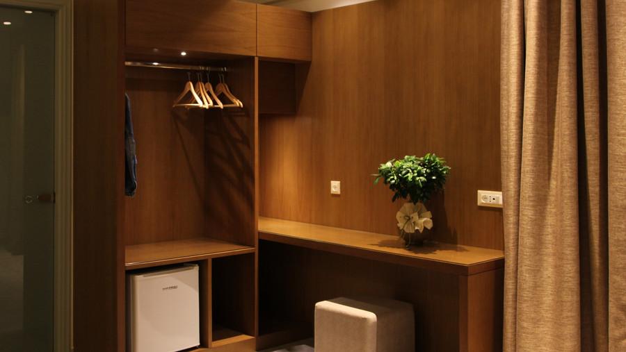 Achilles Hotel Methoni Guestroom