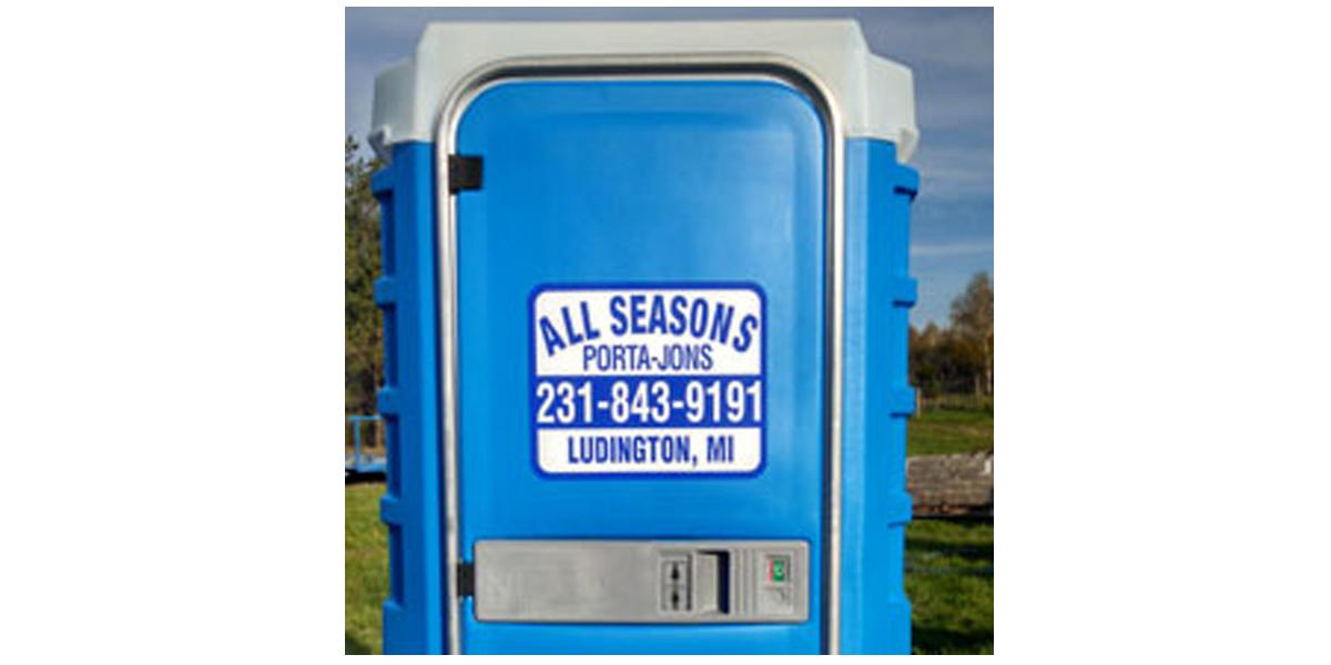 All Seasons Porta Johns