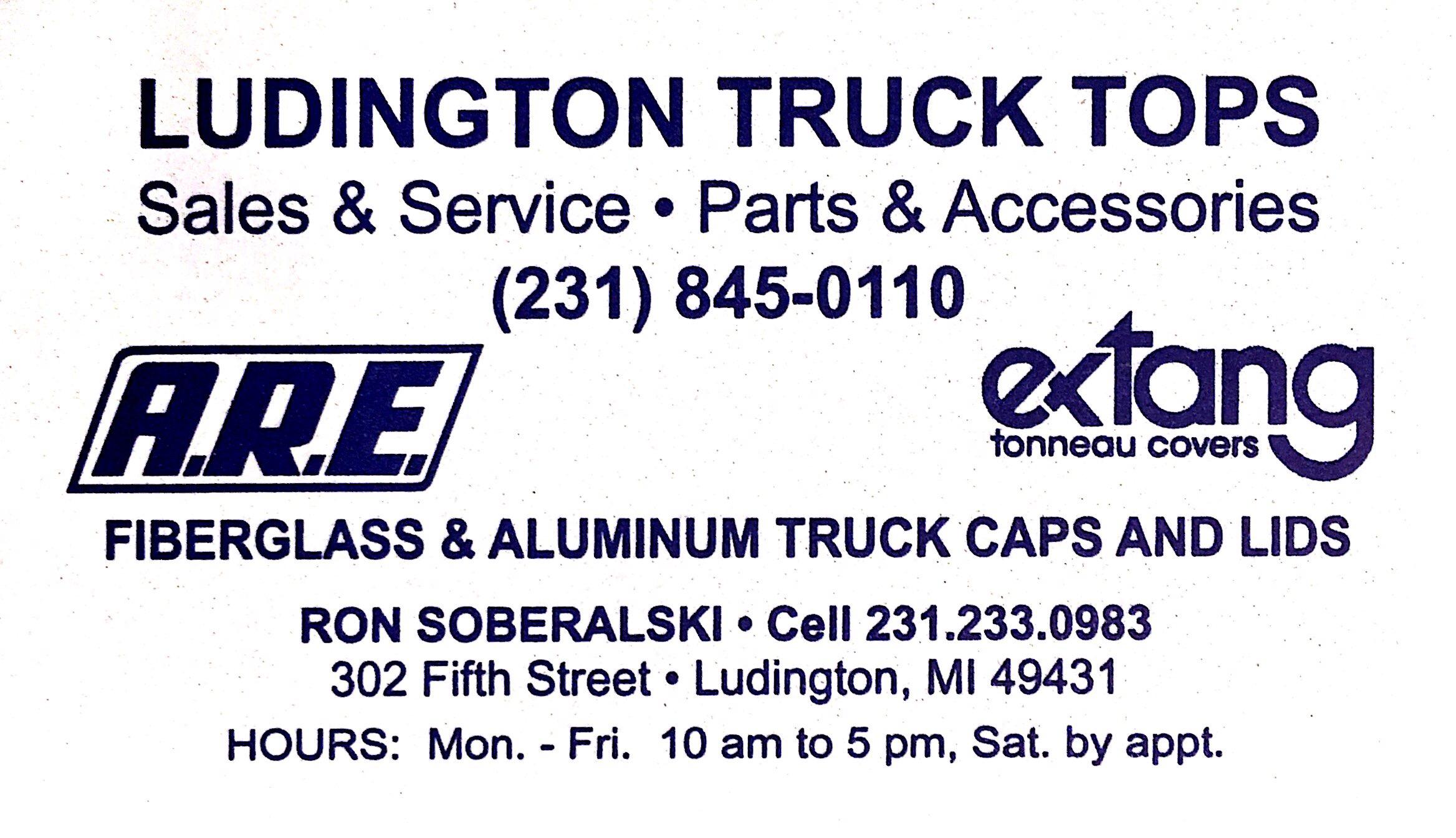 Ludington Truck Tops & Accessories